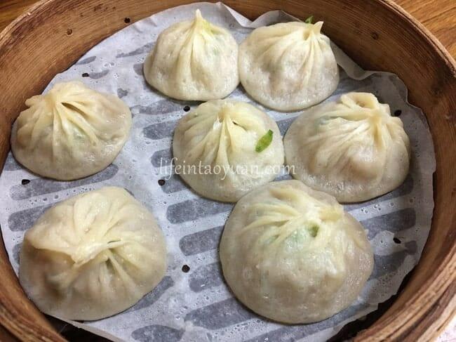 1:THE・台湾の代表的料理?!小籠包