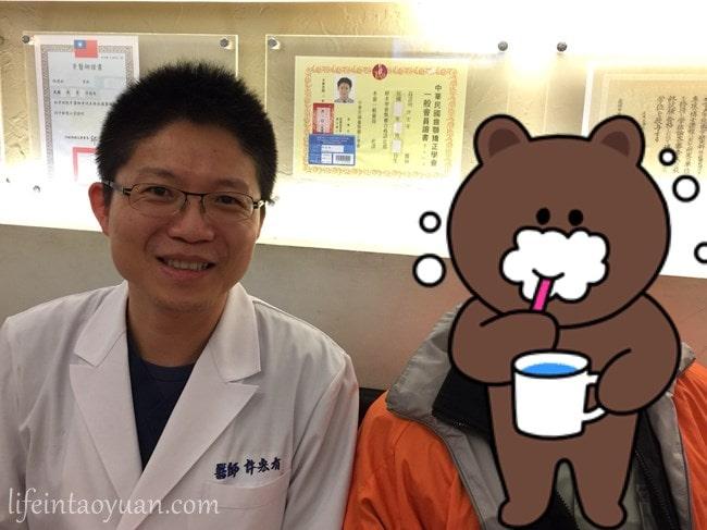 日本への留学経験がある歯科医・許宏有先生!