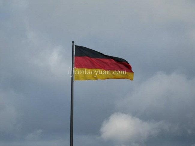 ドイツ語の勉強が中国語の勉強に役立ったという、大学時代の話。