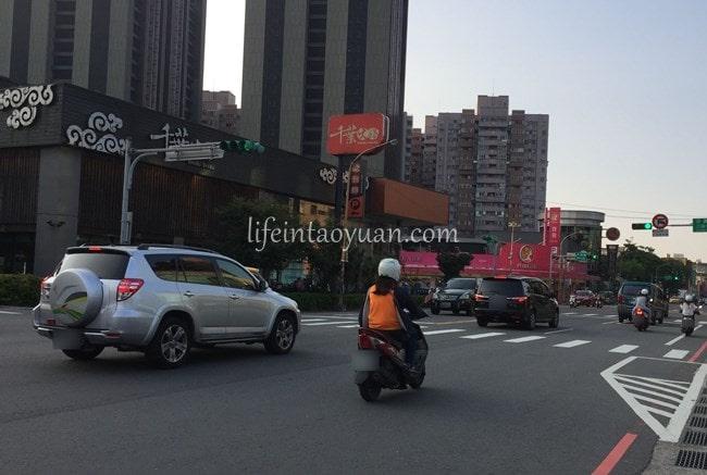 台湾でのバイク運転歴4年。バイクを運転していて危ないと思うこと4つ